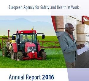 Report anno 2016 Eu-Osha