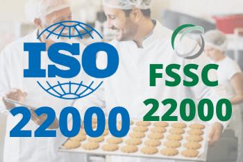 Consulenza certificazione ISO-FSSC 22000 Milano