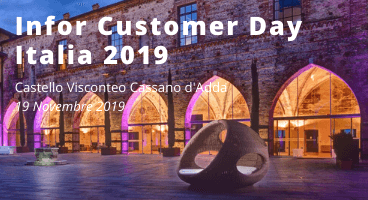Infor Customer Day Italia 2019