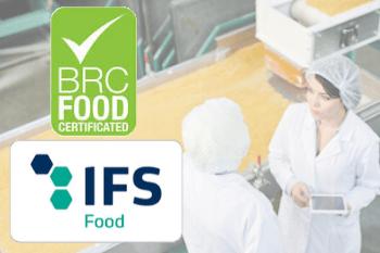 consulenza certificazioni BRC-IFS Milano, certificazione BRC-IFS
