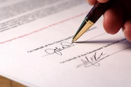 compliance consulenza contratti