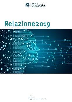 Garante privacy relazione annuale 2019 dati personali protezione