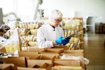 Software gestione manutenzioni industria alimentare