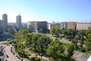 Milano Piazza Repubblica