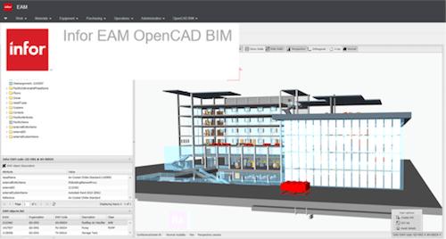 Software gestione manutenzione con BIM integrato